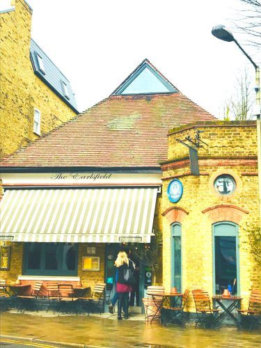 earlsfield pub