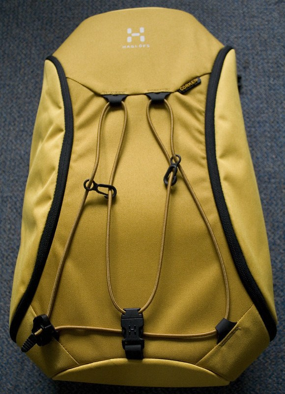 Everest Base Camp packing list yellow daypack