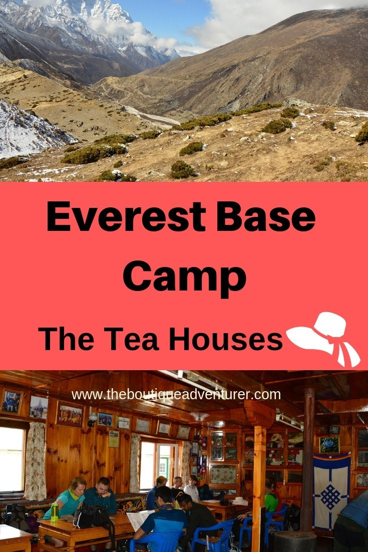 Planning on doing the EBC trek and wondering what it is really like in a Nepal Tea House? I couldn't find the info on wifi, showers, food etc before I went so I made lots of notes - here is my Everest Base Camp Blog with all you need to know about tea houses! #everestbasecamp #nepal
