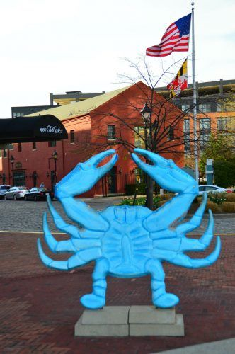 baltimore tourist attractions