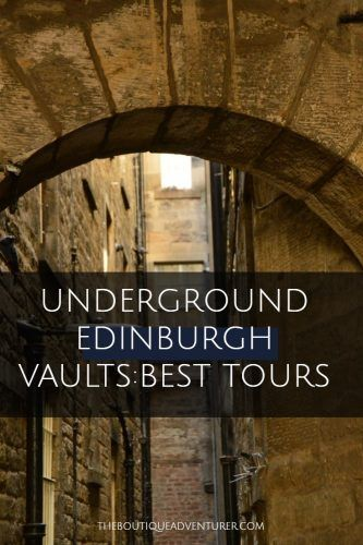 Looking for memorable Edinburgh Tours? Don't miss the Underground Streets of Edinburgh! This is your complete guide to the Best 2 Edinburgh Vaults Tour Options & all you need to know to plan your tour visits. #edinburgh #scotland #edinburghtours #scotlandtours #edinburghtravel #scotlandtravel #edinburghthingstodoin #scotlandthingstodoin #edinburghphotography #scotlandphotography #scotlandculture #edinburghculture #edinburghroyalmile #edinburgholdtown #edinburghprincesst #edinburghhotels