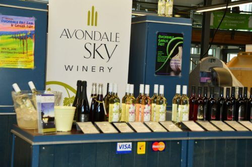 avondale winery