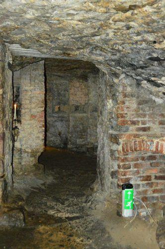 edinburgh underground streets