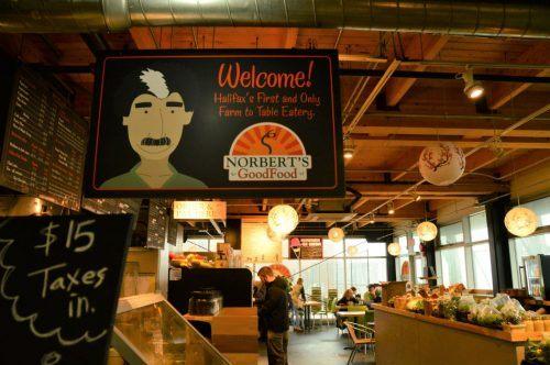 norberts halifax farmers market