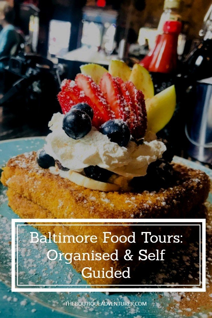 Move over Portland - for an exciting emerging foodie experience check out my Baltimore Food Tour - do it yourself or take an organised tour #baltimore#baltimoremaryland#baltimorethingstodin#baltimorerestaurants#baltimorefood#baltimoreneighborhoods#baltimorefellspoint#baltimorecity#baltimoretours#baltimorefoodtours#maryland#marylandfood#marylandthingstodoin#marylandtours#baltimorewhattodoin#baltimoretravel