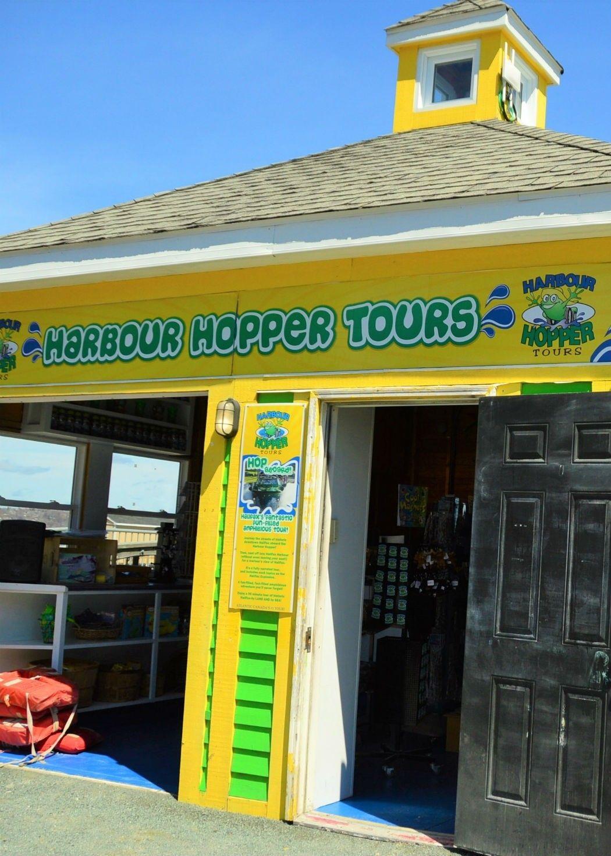 Harbour Hopper Halifax Tours office