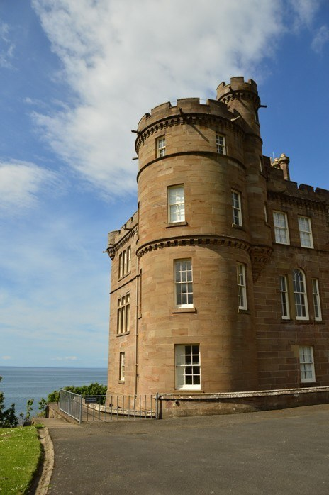culzean castle ayrshire scotland