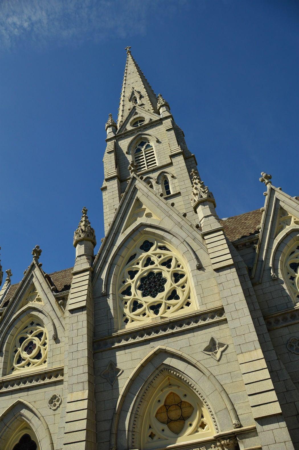 Halifax church downtown