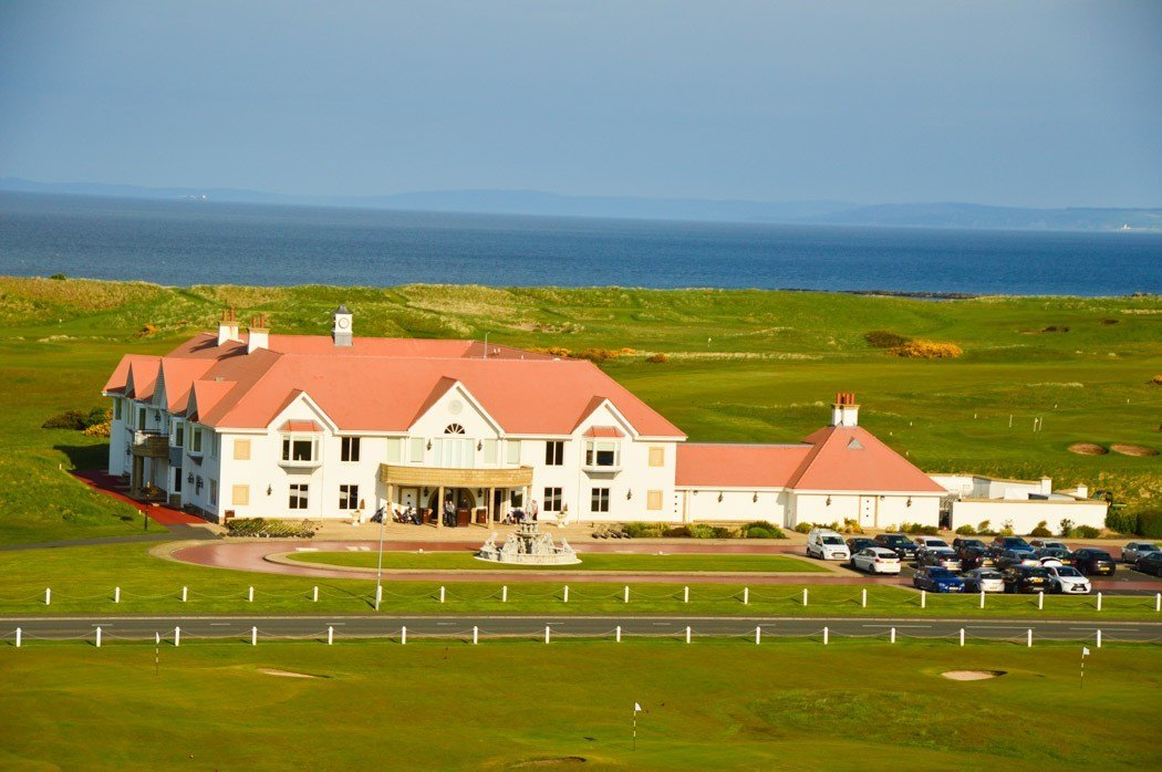 Trump Turnberry Ayrshire