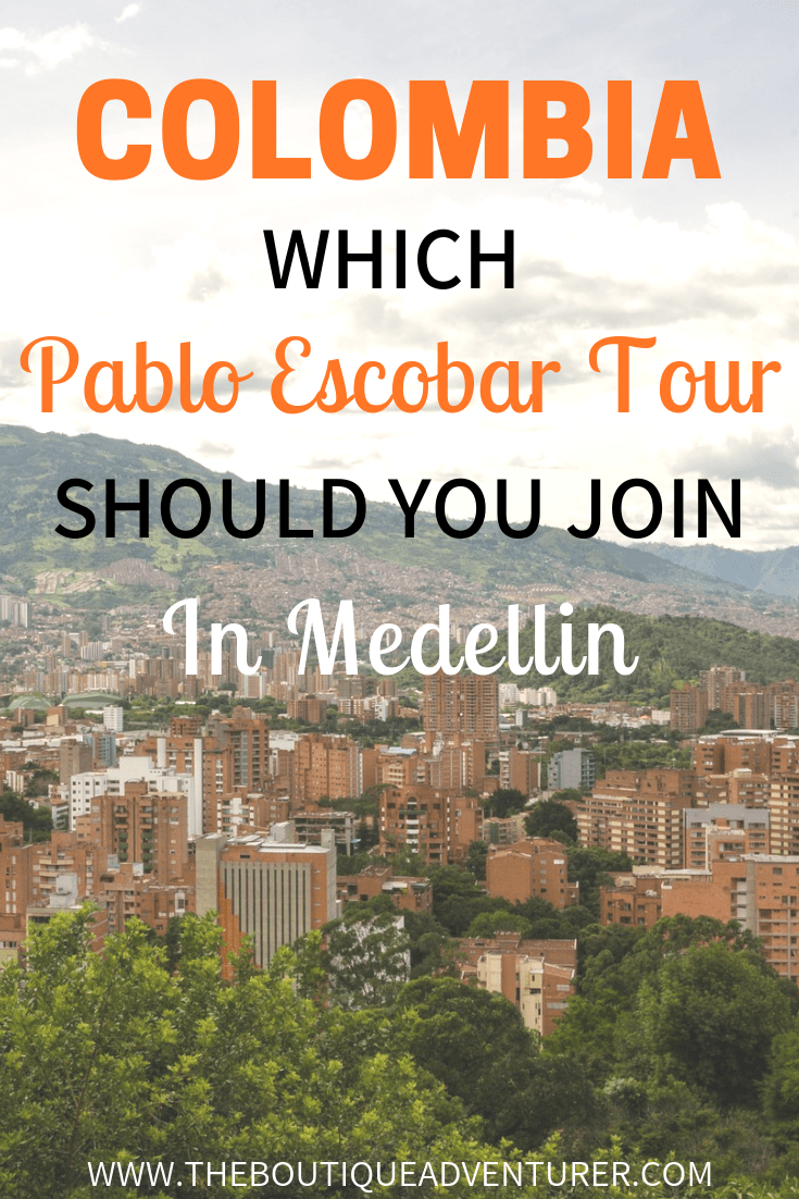 Searching what to do in Medellin? Pablo Escobar remains a highly controversial figure in Medellin nearly 25 years after his death. The popularity of the brilliant Netflix show Narcos has only heightened this controversy. When it comes to what to do in Medellin a Pablo Escobar Tour Medellin is now high on the list for most travellers. Here's which tour you should join and why. #travelcolombia #colombia #medellin #pabloescobar