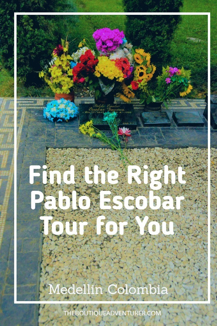 I compare all the Pablo Escobar Tour Medellin options so you can figure out the best tour option for your interests, budget and time available!