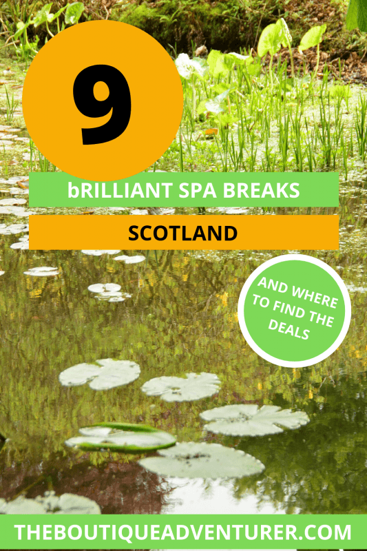 Heading to Scotland and looking for a hotel with a spa? Here are some fantastic luxury hotels in Scotland that have their own spas from Edinburgh to Ayrshire to Perth #besthotelsinscotland #scotlandluxuryhotels #scotlandspa