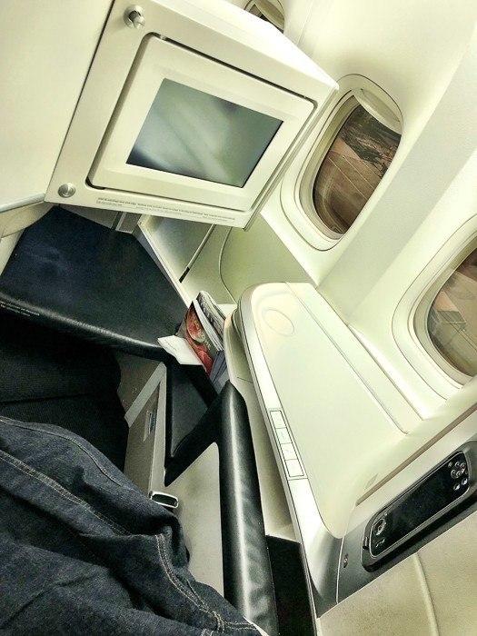 air france business class a380