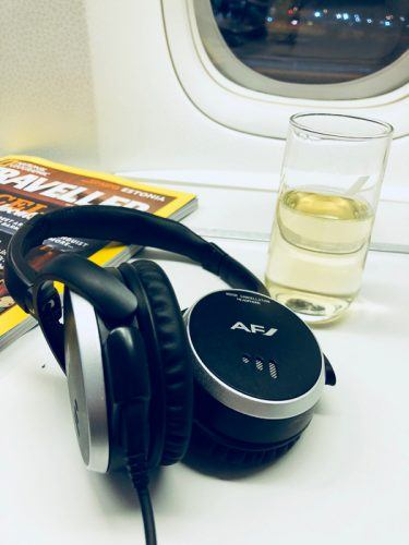 air france headphones