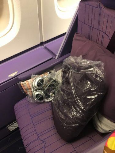 business class to bangkok