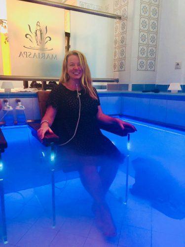 marianske lazne carbon pool