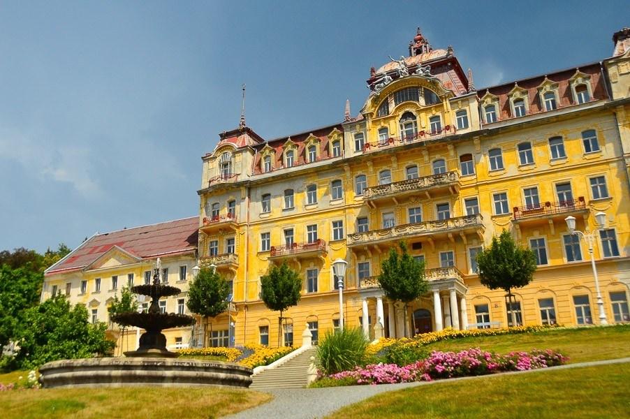 hotel imperial marianske lazne