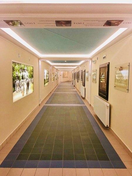 marianske lazne spa town underground tunnels between the spas