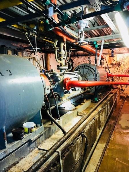 svornost mine engineering at work