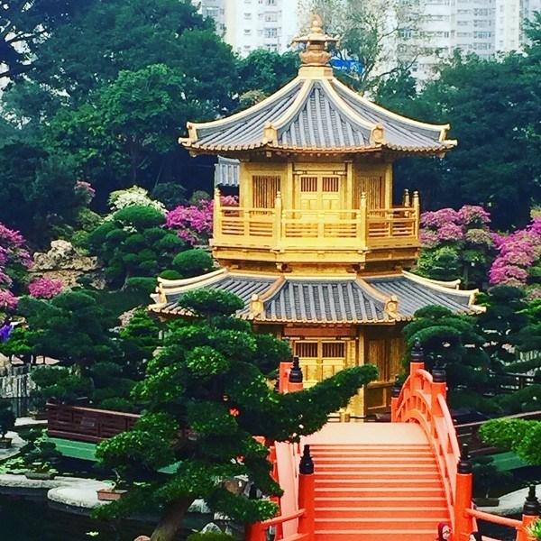 hong kong nan lian gardens goldem temple