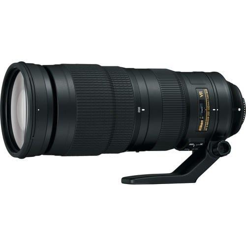 nikon 200-500m lens