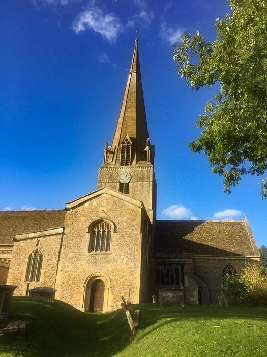The Downton Abbey Church