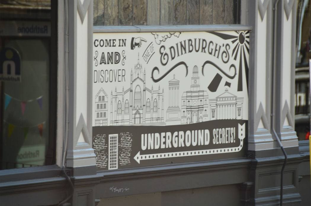 Edinburgh Vaults Tour Underground: The 2 Not to Miss