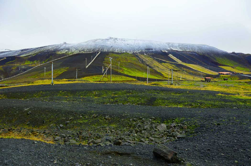 inside volcano tour iceland