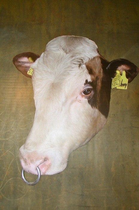 la cuisine art cow