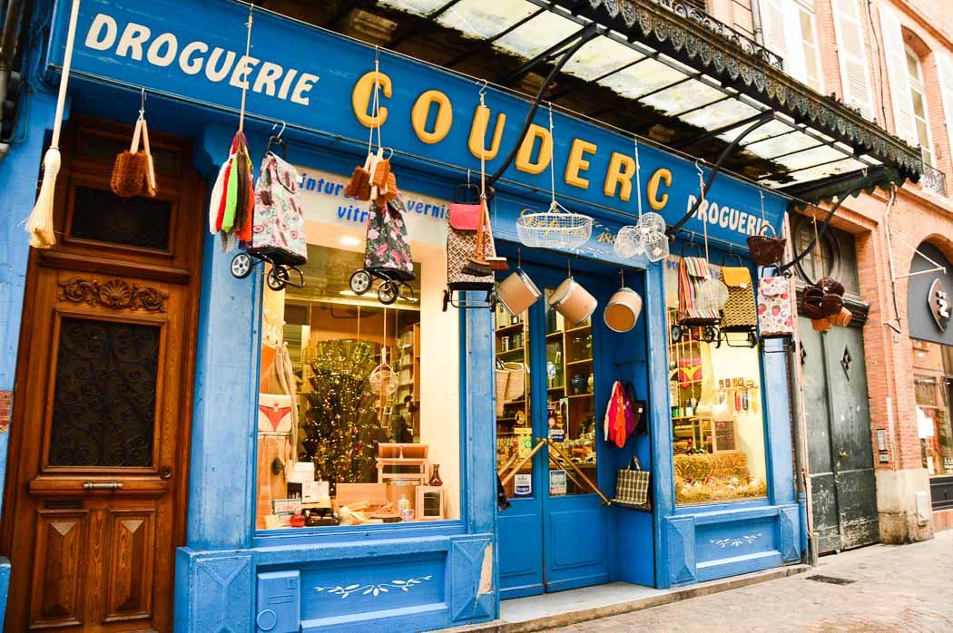 Droguerie Couderc Montauban