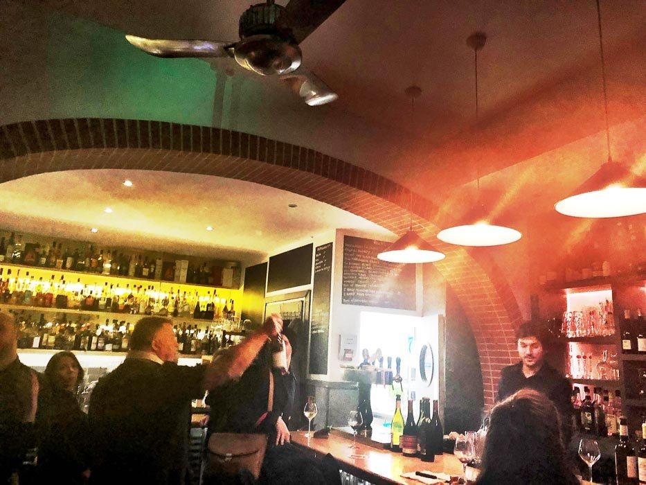 The bar at saint jacques montauban