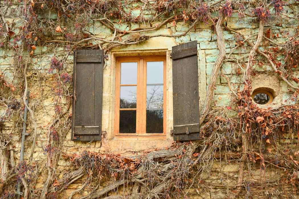 Beaulieu Abbey window