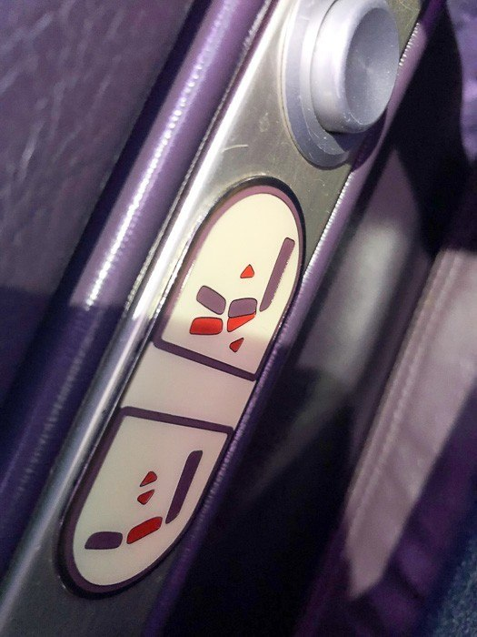 seat operator for virgin atlantic premium economy