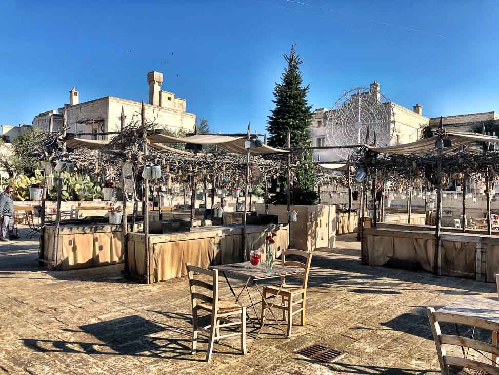 square at borgo egnazia