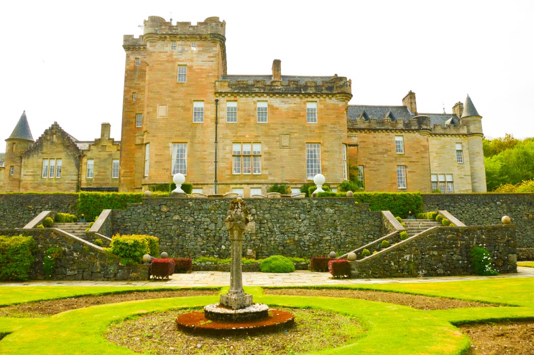 glen app castle ayrshire