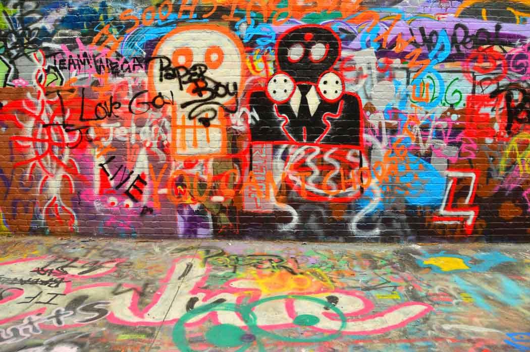 graffiti alley baltimore