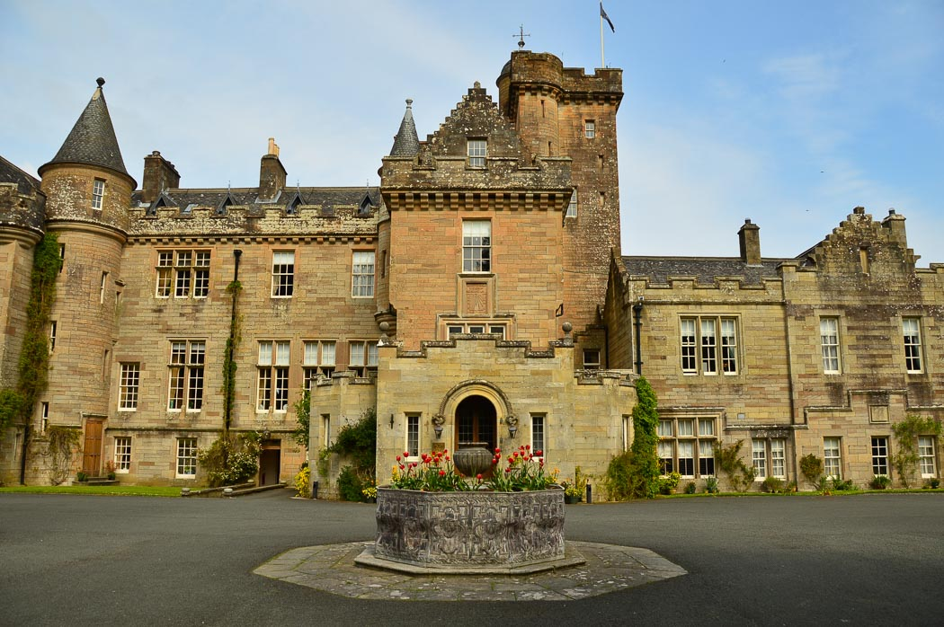 Glenapp-Castle-Scotland exterior