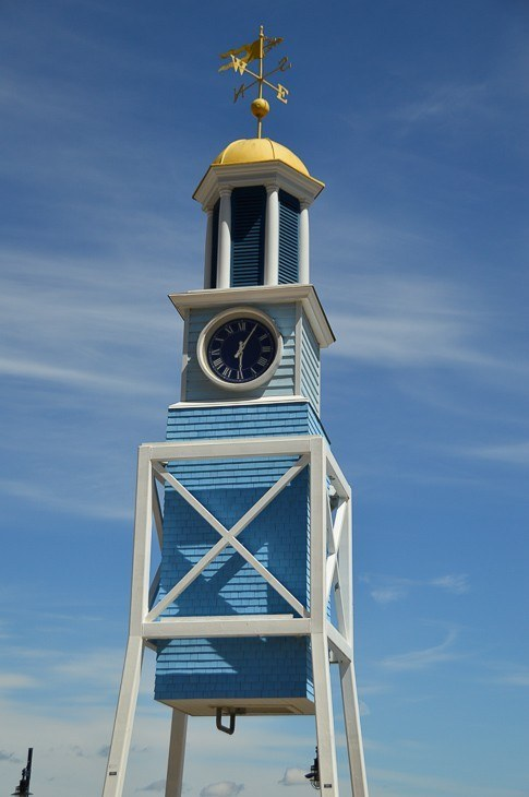 halifax waterfront clock tower