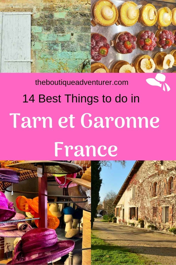 What a stunning region! I had never heard of Tarn et Garonne prior to organizing this visit. The region is located just north of Toulouse. The main town of the region is the beautiful Rose Village on Montauban – called this because of the lovely pink colour of the clay of the area which was used to make bricks #france #montauban