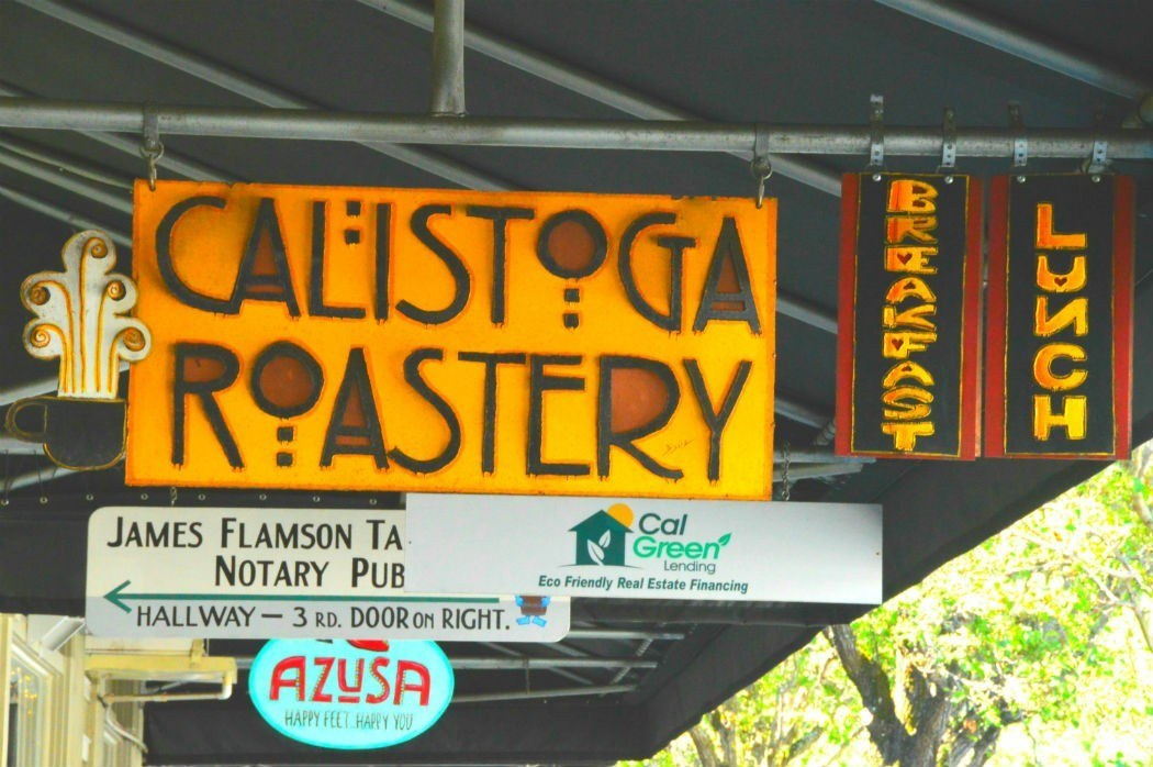 Things to do in Calistoga California: 14 for Grown Ups