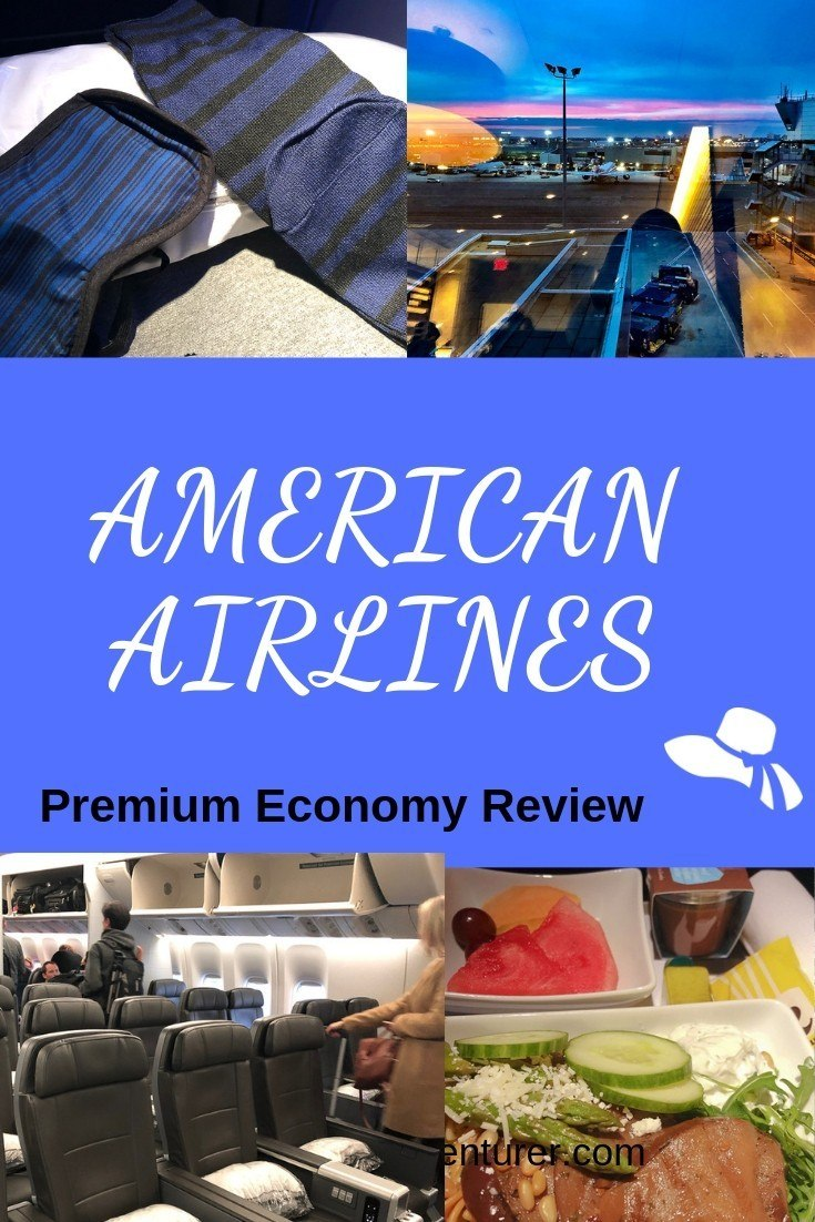 Is it worth paying the premium for American Airlines Premium Economy 777? I did on a recent return London to New York journey - find out my verdict! #americanairlines #premiumeconomy