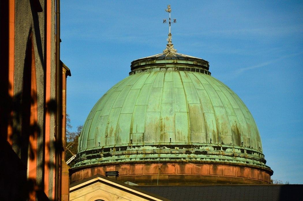 Dome of Freidrichsbad Baden Baden Spa