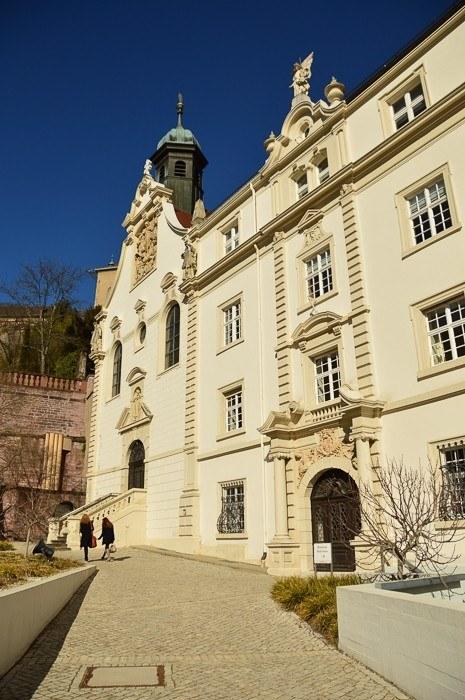 Entrance to Friedrichsbad Spa Baden Baden