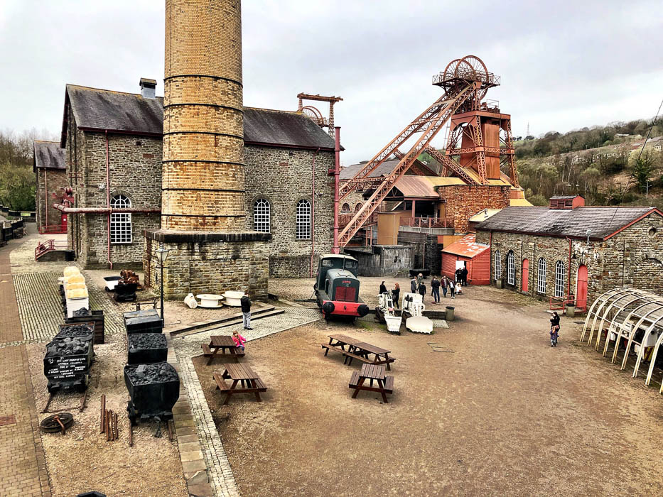 places to go in south wales the welsh mining experience