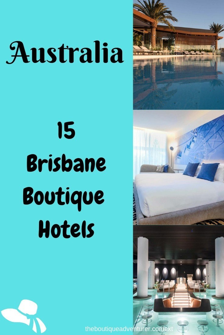 Looking for the most stylish and fantastic Brisbane Boutique Hotels? Here are 15 great finds across the CBD, Fortitude Valley and Spring Hill. Plus where to go and what to do in Brisbane