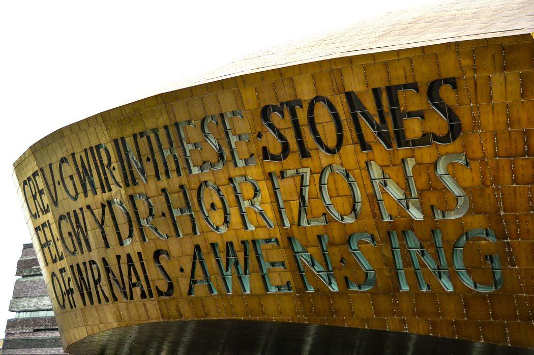 cardiff bay Wales Millenium Stadium