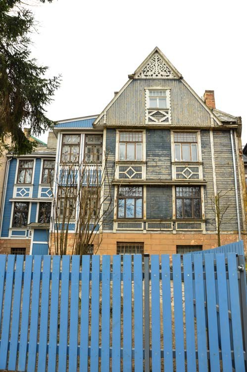 Wooden Houses of Pardaugava