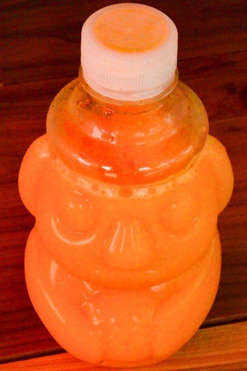tangerine-juice
