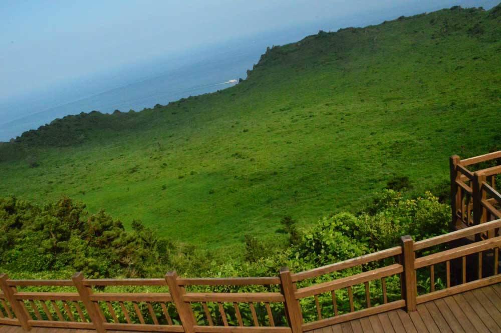 tourist spots in jeju island