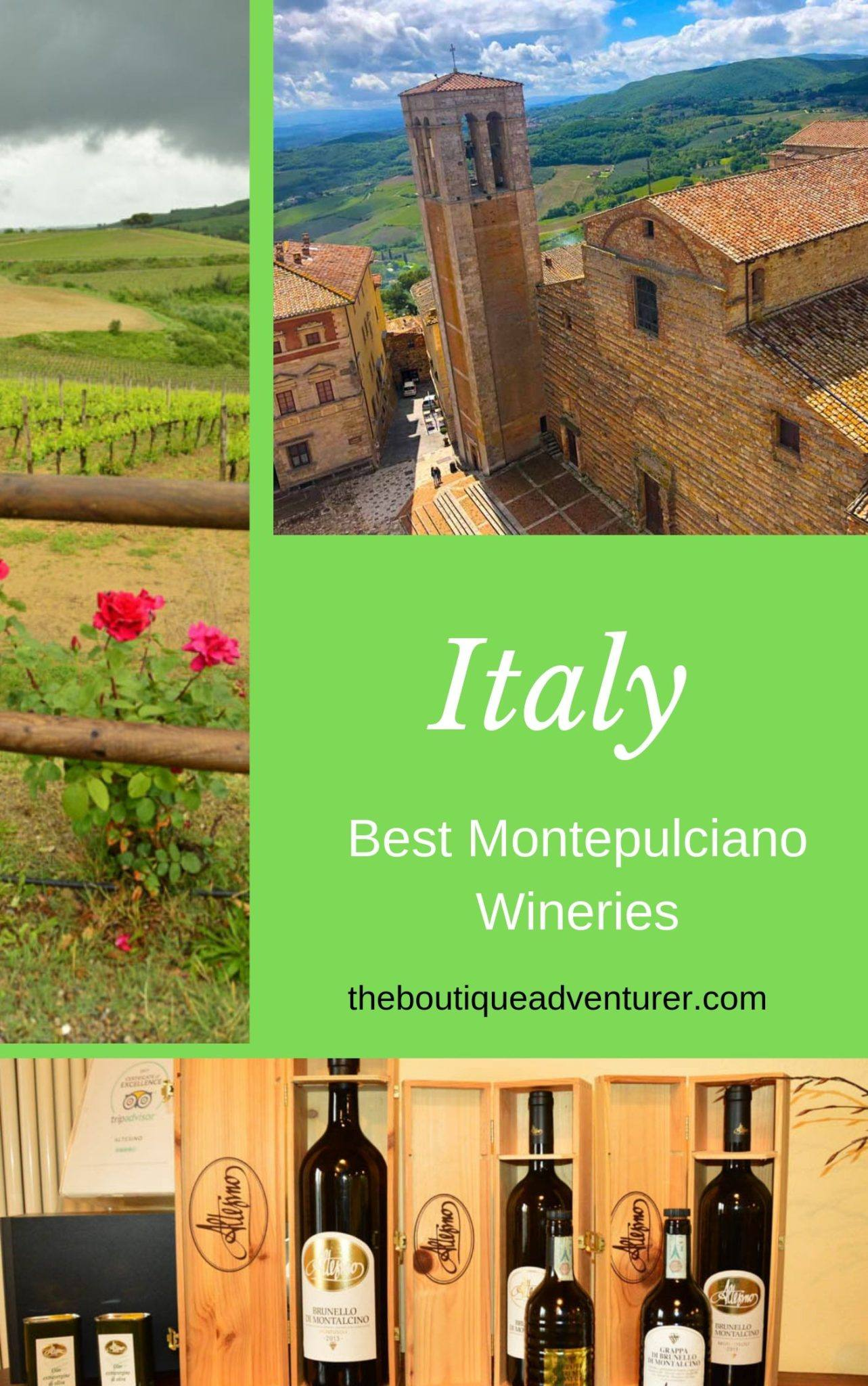 The Wineries in Montepulciano are world famous - here is your complete practical guide - where they are, how to get around and also where and what to eat!!! #italy #tuscany #montepulciano